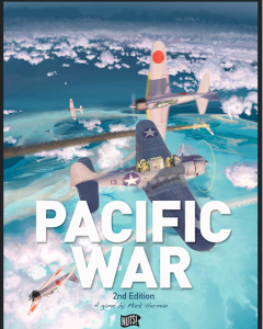 The coming 2nd Edition of Pacific War