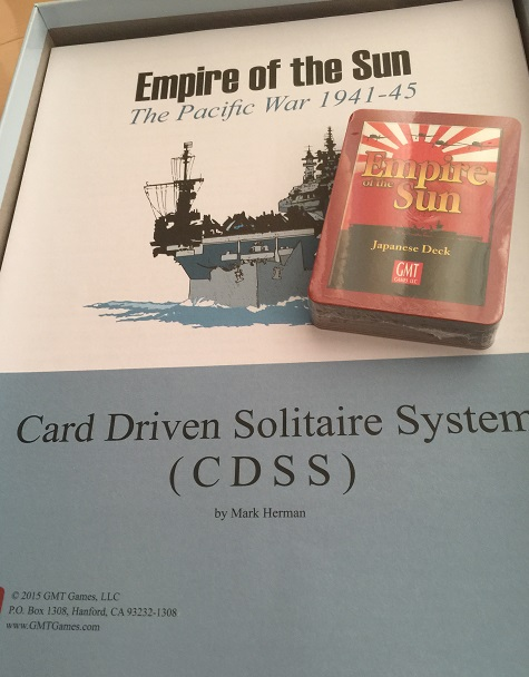 empire of the sun 2nd edition solitaire system