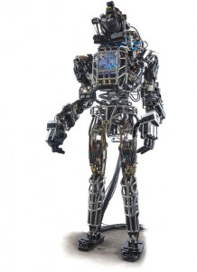 atlas robot from darpa