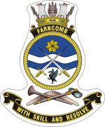 SSG 74 Farcomb badge