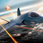 Jet fighter laser technology