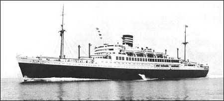 The ocean liner Yawata-Maru was converted to the Unyo aircraft carrier in 1942.