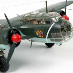 Dornier Do 17 Z-2 Plastic Model Kit
