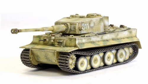 1/72 Tiger I Mid-Production with Zimmerit