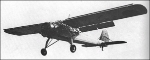 A photo of the Ki-67 in her first flight  May 1941