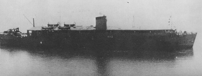 The Kumanu Maru escort carrier survived the war and was used as merchant vessel until 1948.