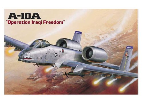 A-10 1/72 scale Iraqi Freedom