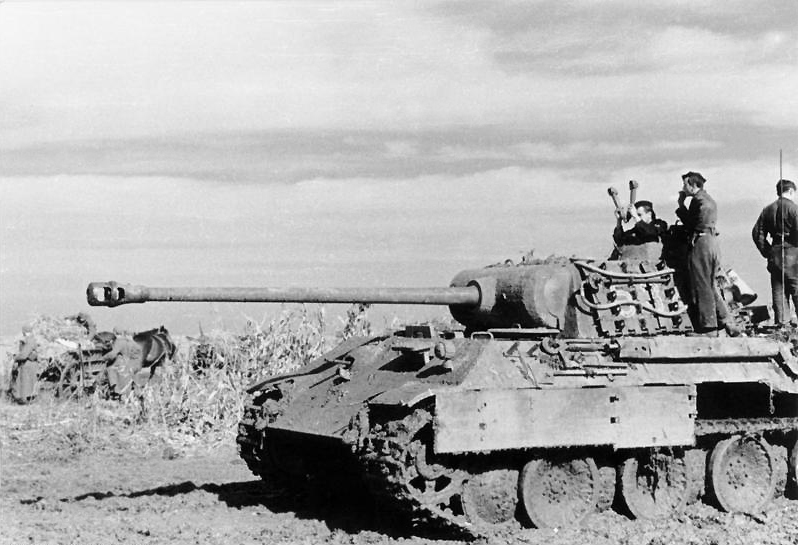 Panther Eastern Front 1944