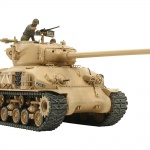 M51 Model kit upgraded Sherman, Israel Forces. Release March 2017.