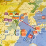 Dai senso wargame: The China incident turn 1.