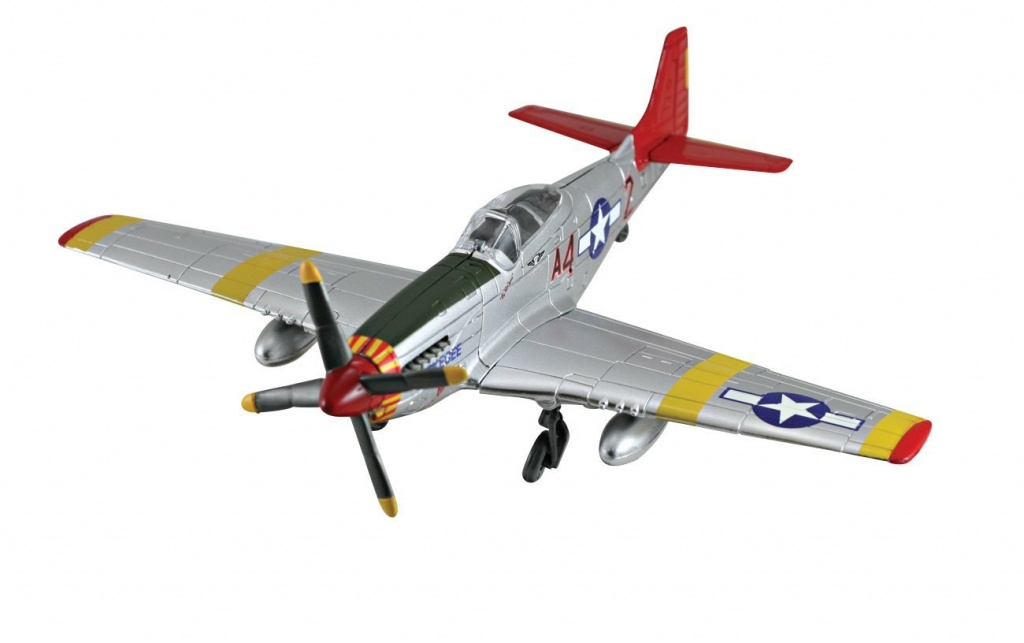 P-51 Mustang Red Tails Squadron